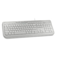 Microsoft Wired Keyboard 600 - White ANB-00034