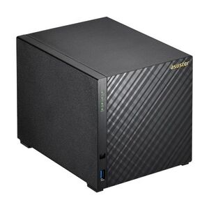 ASUSTOR AS1004T v2 4 Bay NAS Marvell ARMADA-385 Dual Core 512MB DDR3