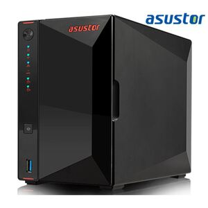 ASUSTOR AS5202T 2 Bay Nimbustor 2 NAS Intel Celeron J4005 Dual Core 2.0 Ghz 2GB DDR4 HDMI2.0a