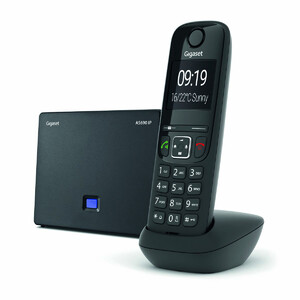 Siemens Gigaset AS690IP Cordless VoIP and Analog Phone - NBN Ready