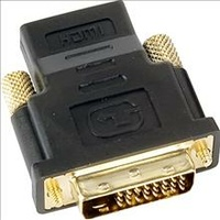 Astrotek HDMI Female to DVI-D 24+1 Male Adapter