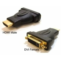 Astrotek HDMI Male to DVI-D 24+1 Female Adapter