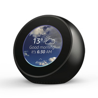 Amazon Echo Spot With Alexa (Black)