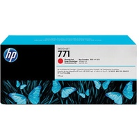 Hewlett Packard 771 CHROMATIC RED DESIGNJET 775ML INK