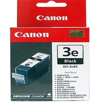 Canon BLK INK; BJC3000/6000/S400 /4500/450