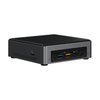 Intel BOXNUC7i3BNK NUC Barebone Kit - Core i3 7th Gen