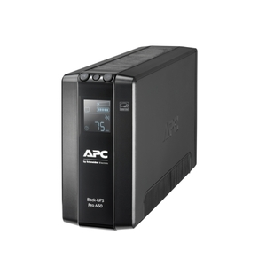 APC Back UPS Pro BR 650VA. 6 Outlets. AVR.  LCD Interface