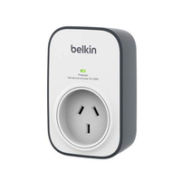 Belkin 1 Outlet Wallmount Surge Protector (BSV102AU)