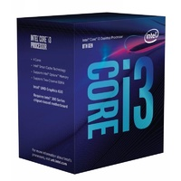 Intel Core i3 8100 Quad Core LGA 1151-2 3.60 GHz CPU Processor