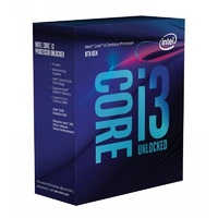 Intel Core i3 8350K Quad Core LGA 1151-2 4.00 GHz Unlocked CPU Processor
