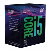 Intel Core i5 8400 Hex Core LGA 1151-2 2.80 GHz CPU Processor