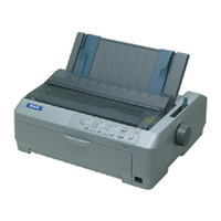 Epson FX-890 9 PIN DOT MATRIX 80 COL EIDE CARRIAGE 1+5 COPY DOT MATRIX PRINTER