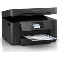 EPSON Workforce Pro WF-3725 All-in-One Wireless Inkjet Printer with Fax - C11CF24508