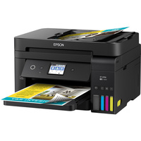 Epson WorkForce ET-4750 EcoTank All-In-One Inkjet Printer - C11CG19501