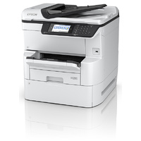 Epson WorkForce Pro WF-C878R Multifunction Business Printer