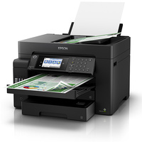 Epson WorkForce ET-16600 EcoTank 4 Colour Multifunction Printer