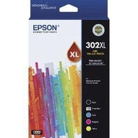 Epson C13T01Y792 302XL 5 COLOUR PACK FOR XP-6000 XP-6100
