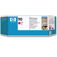 Hewlett Packard 90 MAGENTA PRINTHEAD AND CLEANER FOR DJ 4000