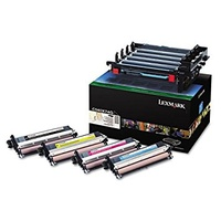 Lexmark C540X74G BLACK AND COLOUR IMAGING KIT YIELD 30,000 PAGES C540, C543, C544, X543, X544