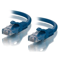 Alogic 0.3m Blue CAT6 Network Cable