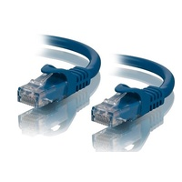 Alogic 5m Blue CAT6 Network Cable C6-05-BLUE