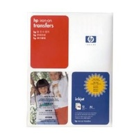 HP Iron-On Transfers A4 10 Sheets (C6065A)