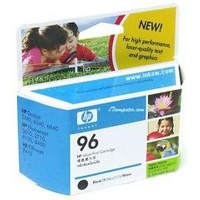 HP 96 High Volume Black Inkjet Cartridge (C8767WA)