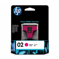 HP 02 AP Magenta Ink Cartridge (C8772WA)