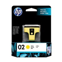 HP 02 AP Yellow Ink Cartridge (C8773WA)