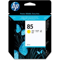 Hewlett Packard 85 YELLOW 69ML INK