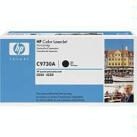 HP Black Toner Cartridge 13K pages (C9730A)