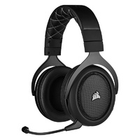 Corsair HS70 PRO 7.1 Surround Wireless Gaming Headset - Carbon