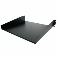 "StarTech 19"" Universal Server Rack Cabinet Shelf"