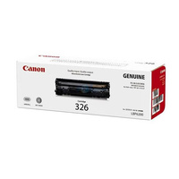 Canon CART326 Black Toner 2,100 pages Black