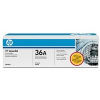 HP 36A Laserjet Black Toner Cartridge 2K pages (CB436A)