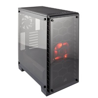 Corsair Crystal 460X Compact Mid-Tower ATX Case