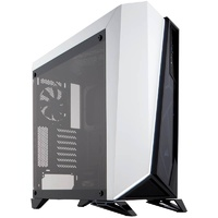 Corsair Carbide SPEC-OMEGA Tempered Glass Mid-Tower ATX Case - Black/White