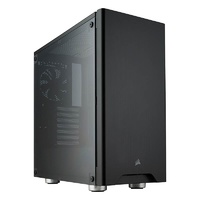 Corsair Carbide 275R Windowed Mid-Tower ATX Case - Black