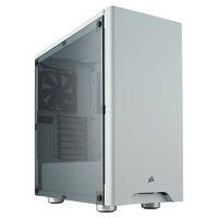 Corsair Carbide 275R Windowed Mid-Tower ATX Case - White