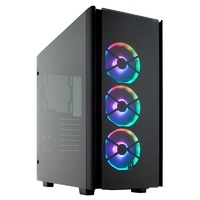 Corsair Obsidian 500D RGB SE Tempered Glass Mid-Tower ATX Case