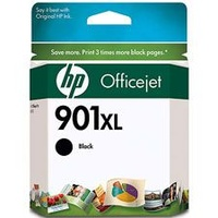 HP 901XL Black Officejet Ink Cartridge (CC654AA)