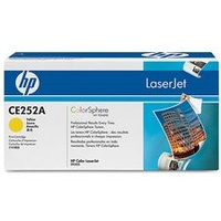 HP Yellow Toner Cartridge 7K pages (CE252A)