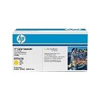 HP CLJ CP4525 / 4025 Yellow Print Cart with ColorSphere