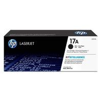 HP 17A Black LaserJet Toner Cartridge (CF217A)