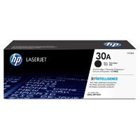 HP 30A Original LaserJet Toner Cartridge - Black (CF230A)