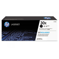 HP 30X Black LaserJet Toner Cartridge CF230X - 3500 pg