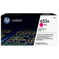 HP #653A Magenta Toner CF323A 16,500 pages