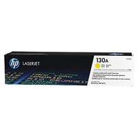 HP CF352A 130A Yellow Original LaserJet Toner Cartridge