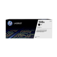 HP #508A Black Toner Cartridge 6000 pages (CF360A)