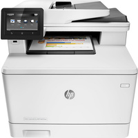 HP CF377A LaserJet Pro M477fnw Laser Multifunction Colour WiFi Printer